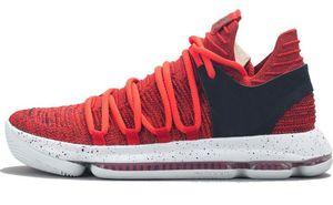 Kevin Durant VII EP KD7 scarpe da basket, umidita 10 X Elite Arcobaleno Oreo Black Gold scarpe da tennis