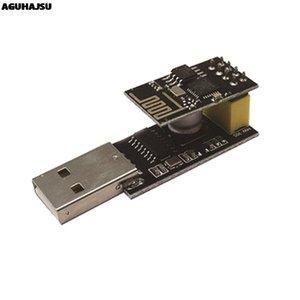 tas Circuits intégrés 01 Adaptateur programmeur UART GPIO0 -01 Adaptater ESP8266 CH340G USB ESP8266 série sans fil Wifi Developent Boa ...