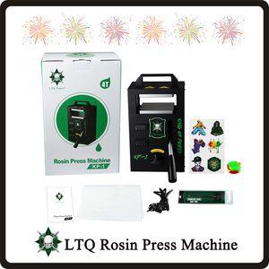 100% autêntico KP1 KP-2 Rosin Press Machine por LTQ Vapor KP1 Wax DAB Squeezer temperatura ajustável extrair ferramenta Kit Presser DHL grátis