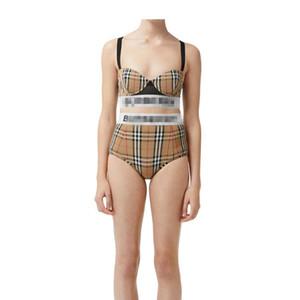 Luxury Swimsuits Designer Sexy Bikini Suits Women Brand Swimwear Luxury Two-piece Hot Beach Swimwear Brand Lace Up Bikini 2020781K