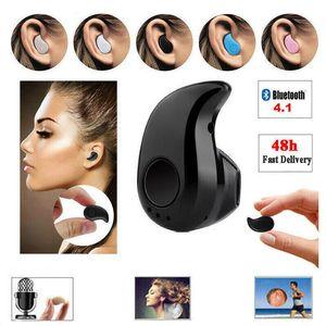 S530 мини Беспроводной Bluetooth наушники в ухе спорт с микрофоном наушники гарнитура громкой связи Наушники Наушники для смартфона