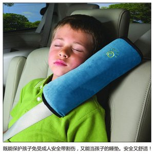 1pc lot 3 Colors Baby Auto Pillow Car Safety Belt Protect Shoulder Pad Vehicle Seat Belt Cushion For Kids Children