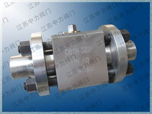 Q61N-160Pwelded ball valve manufacturer Stainless steel welded ball valve picture
