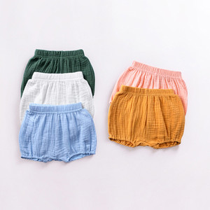 2019 Infant Baby Boys Girls PP Shorts Child Kids Cotton Lantern Shorts 5041