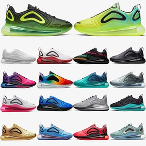 NIKE 720 AIR MAX 720 airmax Vapormax vm Hommes Baskets Mode 720 chaussures de course hommes femmes Northern Lights Pink sea NIKE