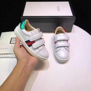 2019 детская обувь весна шить цвет новый узор мальчик девочка обувь с мягким дном мода письмо дети одноместный высокое качество классика 76700776