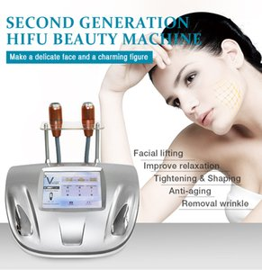 New Vmax Ultrasound hifu Cartridge Body face lifting Beauty skin tightening anti-aging wrinkle RF Equipment Machine