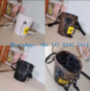 M44631 Top In 2020 the new fashion versatile single-shoulder cross-body bucket handbag trend ladies casual bag