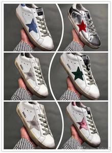 2020 Designer Shoes Golden Women Men Gooses Platform Shoes Basketball Loafers Clog Plate-forme Kanye Running Sneakers 2019 NEW Design Free S