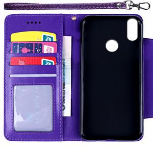 Luxus Glitter Clamshell Telefon Fall mit Lanyard Schutzhülle für Cubot P30 x19 x18 Power P20
