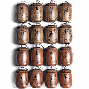 Bottiglie Retro Mini Tea cucina deposito Vasi per le lattine Spezie Viola argilla Teiera contenitore del tè Candy Caddy Botes Para Alimentos alimentari scatola metallica