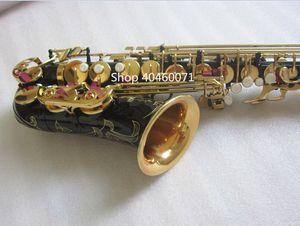 Société saxophone alto vente directe Eb de haute qualité YAS-875 instruments de musique de saxophone noir ALTO professionnel Sax boîte dur