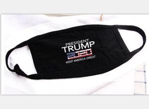 Donald Trump faccia Maschera Viso Bocca Maschera divertente anti-polvere di cotone USA Donne Uomini Unisex Moda inverno caldo Lavabile 5 stili Mask