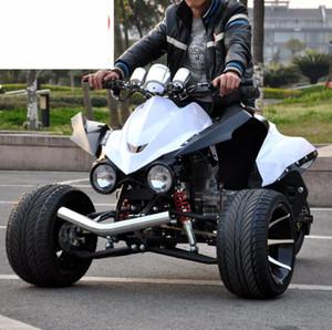 Geländewagen ATV 200CC ATV Invertiertes dreirädriges 12-Zoll-Aluminiumrad