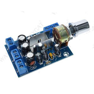 2pcs TEA2025B double canal amplificateur board / 2,0 amplificateur bord / Hifi mini-carte de circuit de haut-parleur de haut-parleur d'ordinateur