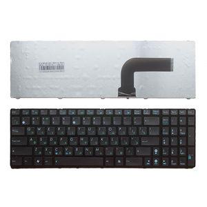 Piezas de repuesto Laptop teclado teclados Rusia para AUS 53 X54H K53 A53 53 60 61 71 N73S N73J P52F p53s X53S A52J