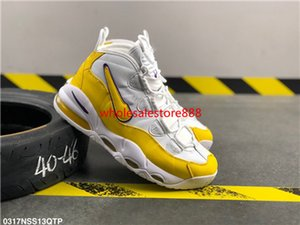 Xshfbcl 2020 New 96 QS Olympic Varsity Maroon More Mens Basketball Shoes 3M Scottie Pippen Uptempo Chicago Trainers Sports Sneakers