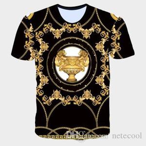 Les T-shirts designeurs de la marque Homme Marque Apparel Europe et États-Unis L'impression de haute qualité au monde est très parfaite la tête là-bas