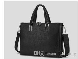 Großhandel-FEIDIKA BOLO Marke Tasche Männer Leder Aktentaschen Männer Leder Laptop-Tasche Männer Messenger Bags maletin hombre Business Man Aktentasche