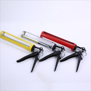 Завод оптовых ручной Шпаклевки пистолет 360 вращения инструмента клеевого пистолета универсального типа клей пистолет Стекло Cartridage Пистолеты шов строительство