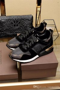 A luxes Designers Chaussures Casual Rockrunner Loisirs Chaussures Femmes Chaussures Mesh cuir Patchwork Flats Filles pas cher Meilleur Tennis