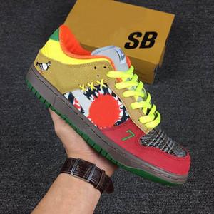 SB Dunk Düşük Pro QS PARİS Womens Ayakkabı Koşu ne Dunk Beyaz Dul Roswell Raygun DECON TRD Denim Eğitmenler Tasarımcı Sneakers