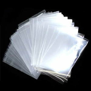 Board Games 100pcs lot 65*90mm Transparent Card Sleeve Cards Protector Magic Killers of Three Kingdom Football Star Card For Board Games