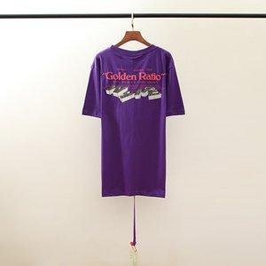 20ss Top Qaulity summer new high grade cotton printing short sleeve round neck panel T-Shirt Hip hop tees White J25