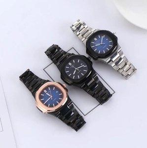 reloj mecánico automático de estilo clásico de 42 mm de zafiro reloj superior de la correa de acero inoxidable de los hombres de lujo U1 super luminoso