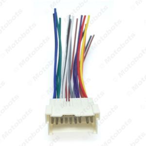 Stereo Car OEM Áudio cablagem Adapter Para Hyundai / Kia (01 ~ 05) Instale Aftermarket CD / DVD Stereo # 2053