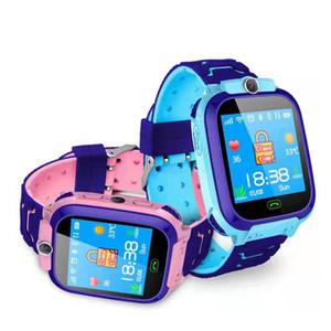 Akıllı İzle İçin Çocuk GPS Oem Özel 4G Dokunmatik Ekran Destek Sim Kart Ios Android Telefon Smartwatch Kamera Akıllı İzle Çocuklar