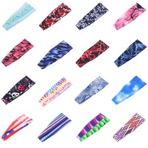Cotton Headband Elastic Sweat Band Yoga Cycling Sports Sweatband for Women GYM Sports Hair Band Breathable Make Up Head Cover