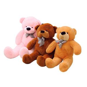 100 см гигантский плюшевый мишка плюшевые игрушки мягкие плюшевые дешевые Пирс подарки для детей подруги рождественские подарки