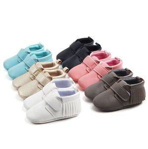 preciosos niños zapatos casuales bebé recién nacido lindo Prewalker impresionante invierno niños Calzado de nueva moda años