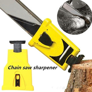 Affilacatene a catena speciale per legno Affilacoltelli per affilatura di pietre Affilatura di catene per rettifica rapida
