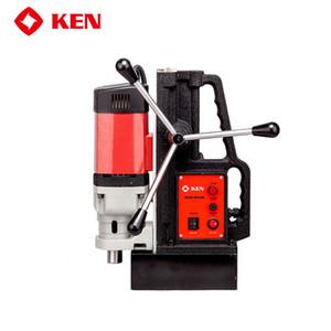Ken 6023N broca base magnética, multi-funções, de alta 23 milímetros de energia, aço, magnético, broca ímã, adsorção, furadeira bancada, ferramentas eléctricas