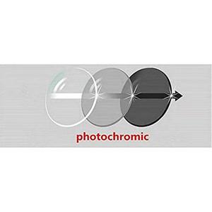 Großhandels-MINCL / neue Frauen Übergang Sonnenbrille Farbwechsel Brille weibliche retrooptical Brille Mode beendet glasse FML