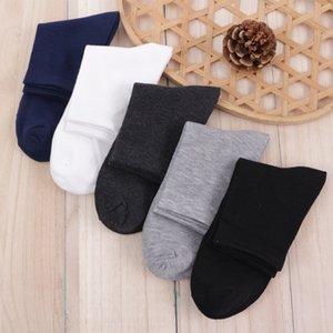 Saison Boutique Herren-Geschenk-Box gemischte feste Farbe Sport Cotton Baumwolle Socken Deodorant Socken niedriger Preis