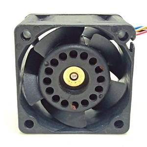 Ventilateur PWM d'armoire d'unité centrale CPU de ventilateur à volume élevé Delta 4cm4028 12V FFB0412UHN-BC2E