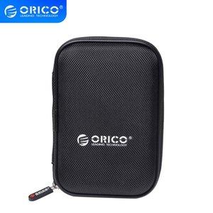 저렴한 하드 드라이브 가방 케이스는 HDD SSD에 대한 PHD 2.5 인치 HDD 보호 가방 상자 외장 하드 드라이브 스토리지 보호 파우치 ORICO