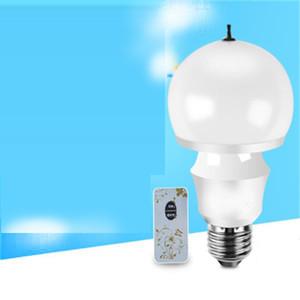 vendita calda nuovo ione negativo lampada purificazione dell'aria LED intelligente lampadina di telecomando E27 fumatori oltre alla lampadina di formaldeide