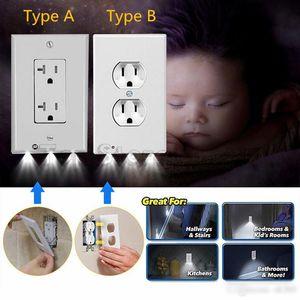 1 Pack Night Angel SnapPower Guidelight - Tomada de Parede com Luzes Noturnas LED - Sem Baterias ou Fios - Instalações em Segundos