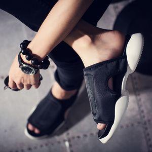 estilo ro-Venta caliente y3 Di-s zapatillas sandalias gladiador masculina caltha zapatos de arrastre