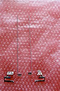 """Laptop LCD Петля для Toshiba U400 U405 M800 M801 M805 14"""" шарниров экрана LR"""