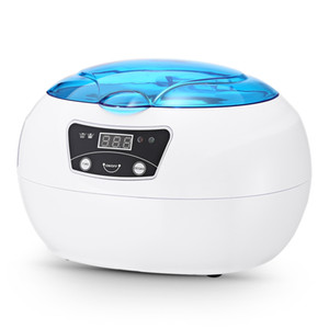 0.6L Ultrasonik Temizleyici Sterilizatör Profesyonel Tırnak Araçları için Yıkama Manikür Makinesi Pot Temizleyiciler Ekipmanları