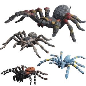 Cross Border Hot Sales Animal Model Garage Kit Decoration CHILDREN'S Toy Wild Spider Insect Model Multi--Selectable