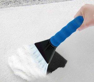 Automotive Exterior Supplies Automotive Plastic Snow Shovel With Rubber Sleeve