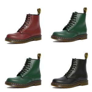X27 New Womens Leather Boots Man Spring High Top Big Size 39-46 Fashion Casual Shoes Breathable Light Man Lace-Up Boot Wild Personality S#746