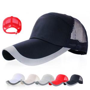 Custom baseball cap men's spring and summer long brim travel agency hat volunteer hat advertising hat printed logo