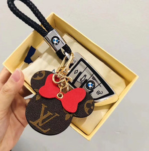 Europe and the United States new fashion classic cartoon cartoon puppet 2020 key chain accessories, with box